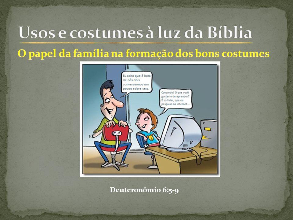Deuteronômio 6:5-9