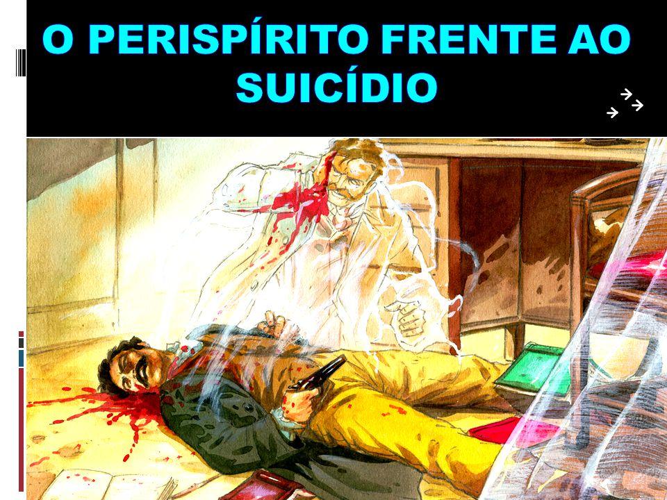 O suicida sofre uma fixação mental nas telas do pessimismo que vai estreitando o seu caminho e sua visão, ao mesmo tempo em que agasalha a idéia de evadir-se da situação constrangedora em se encontra