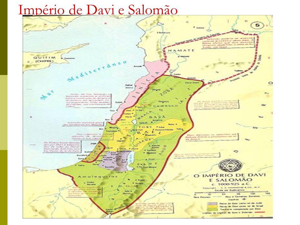 Império de Davi e Salomão