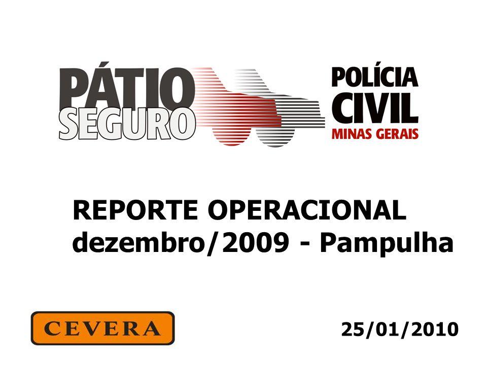 25/01/2010 REPORTE OPERACIONAL dezembro/2009 - Pampulha