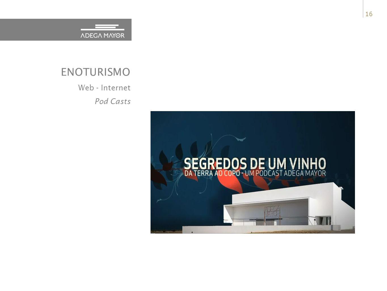 16 ENOTURISMO Web - Internet Pod Casts