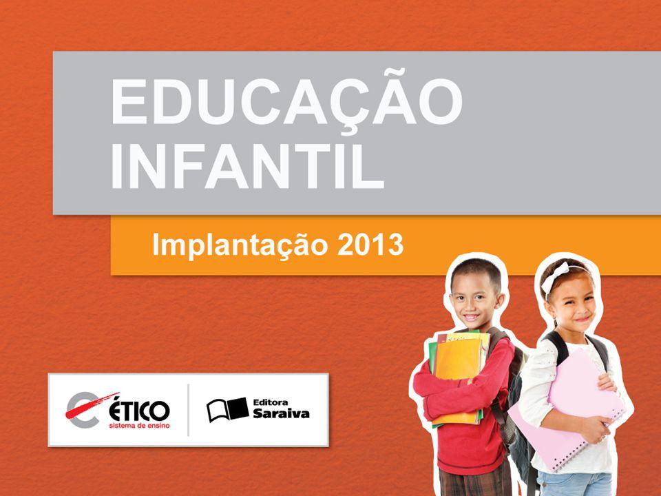 Implantação 2013 Educação Infantil AUTONOMIA RCNEI A progressiva independência na realização das mais diversas ações, embora não garanta a autonomia, é condição necessária para o seu desenvolvimento.