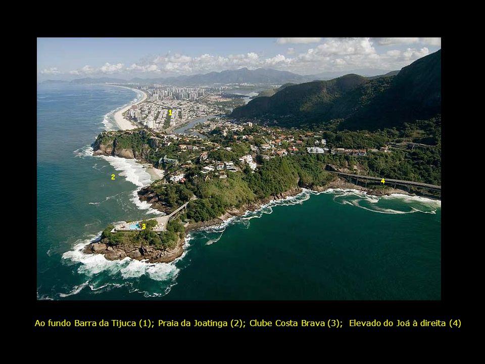 Pedra da Gávea – Barra da Tijuca