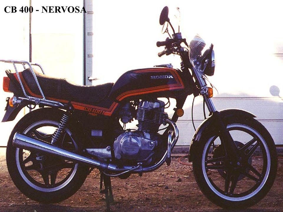 CB 400 - NERVOSA