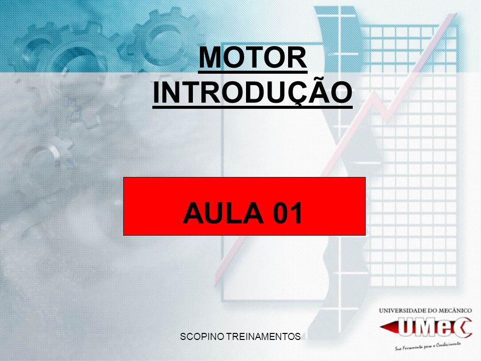 SCOPINO TREINAMENTOS MOTOR INTRODUÇÃO AULA 01