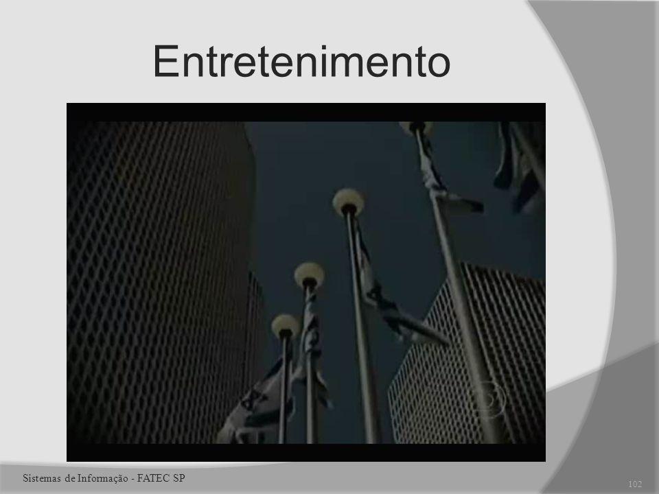 Entretenimento Sistemas de Informação - FATEC SP 102