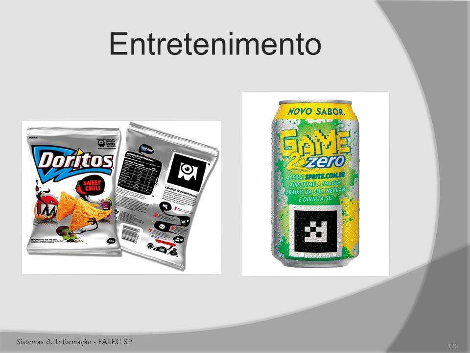 Entretenimento Sistemas de Informação - FATEC SP 128