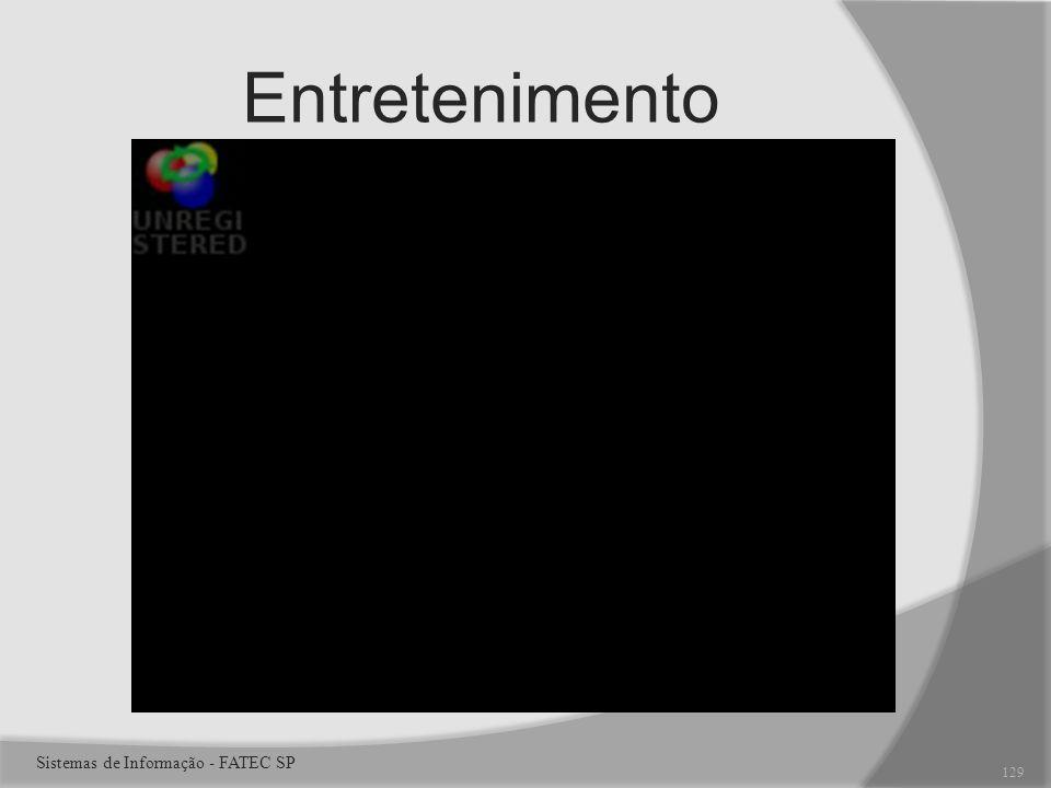 Entretenimento Sistemas de Informação - FATEC SP 129