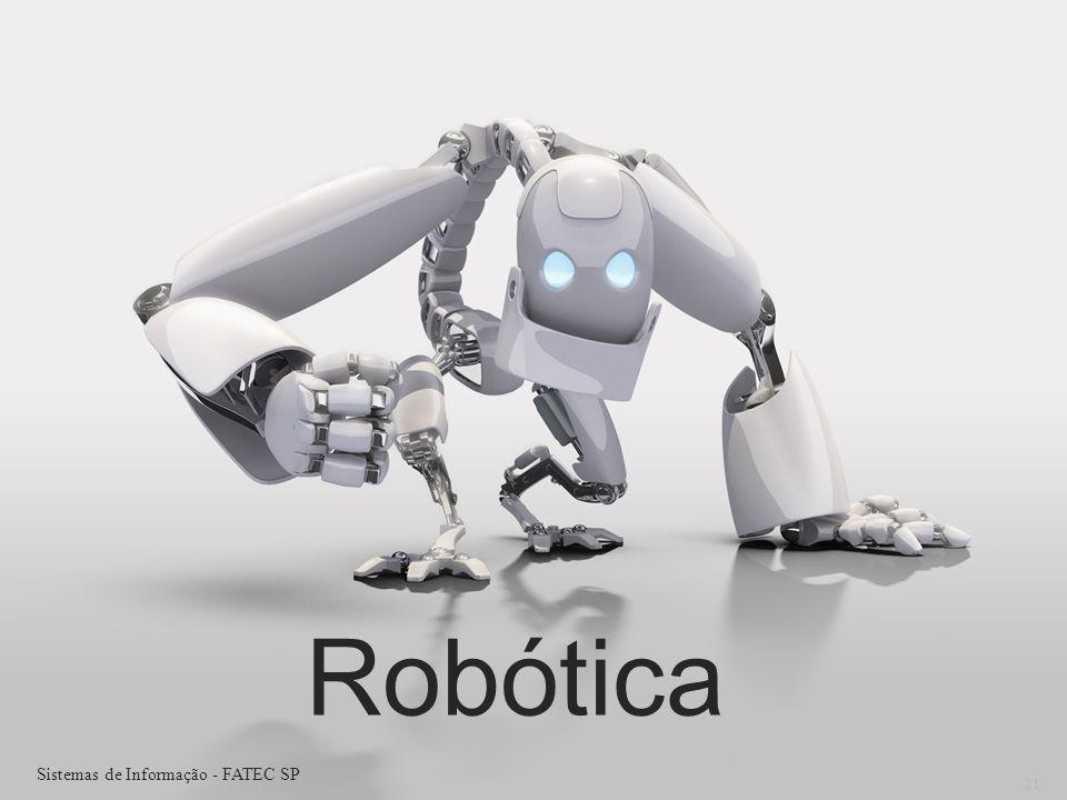 Robótica 21 Sistemas de Informação - FATEC SP