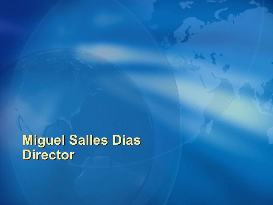 Miguel Salles Dias Director
