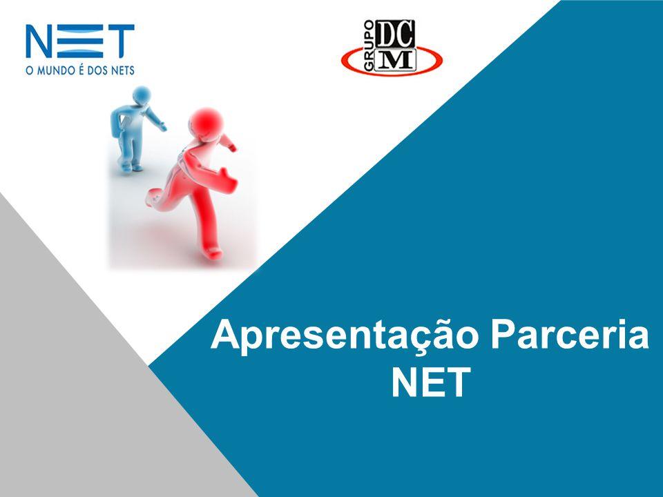 Apresentação Parceria NET