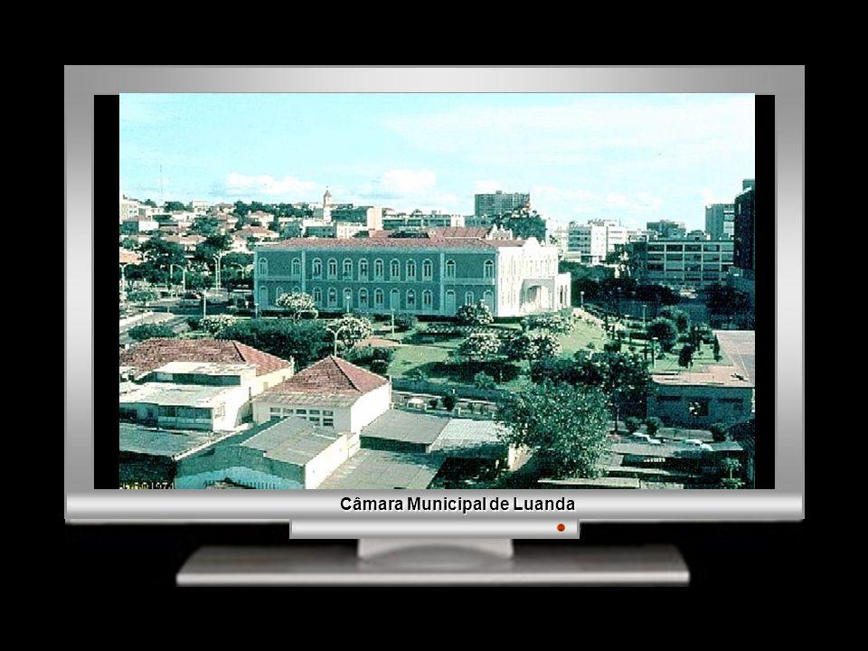 Câmara Municipal de Luanda