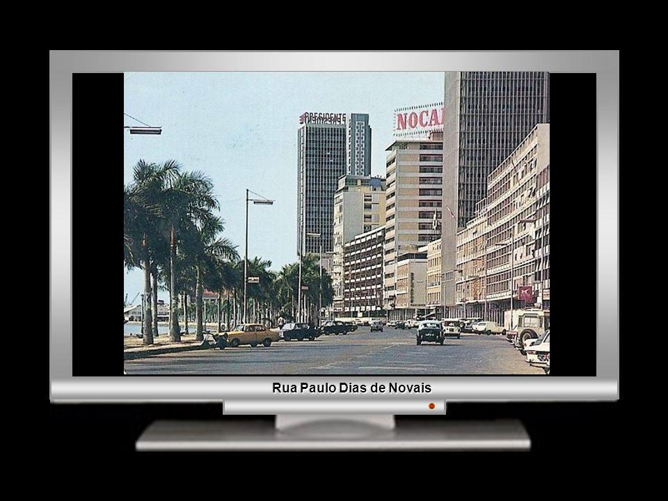 Rua Paulo Dias de Novais