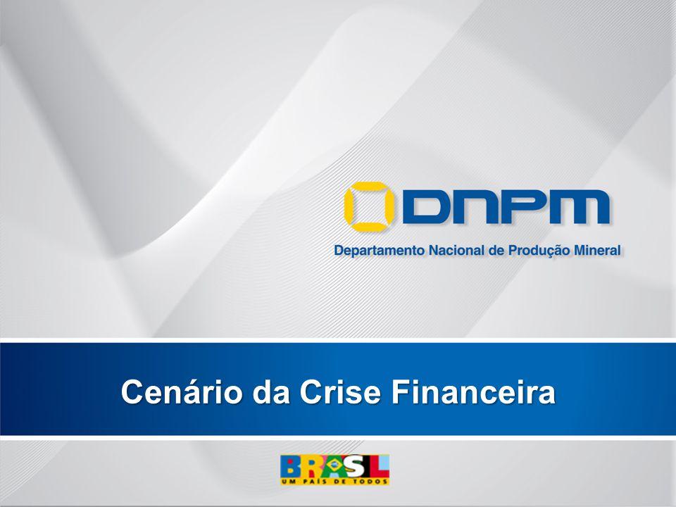 Cenário da Crise Financeira