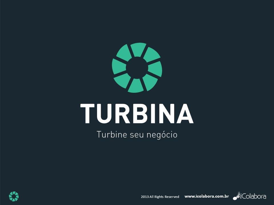 www.icolabora.com.br 2013 All Rights Reserved O que é o turbina.