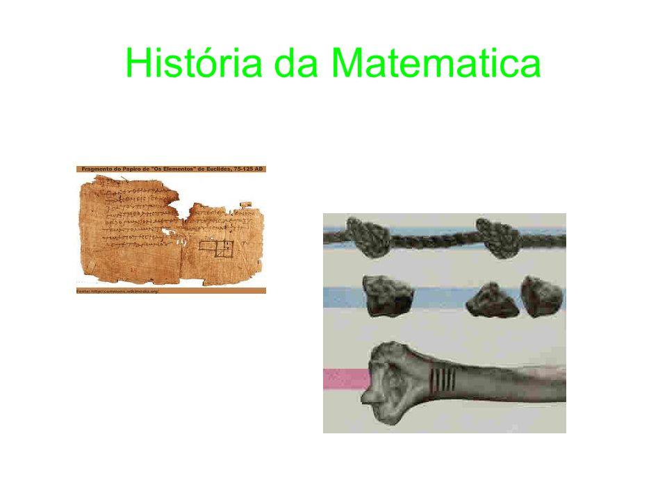 História da Matematica