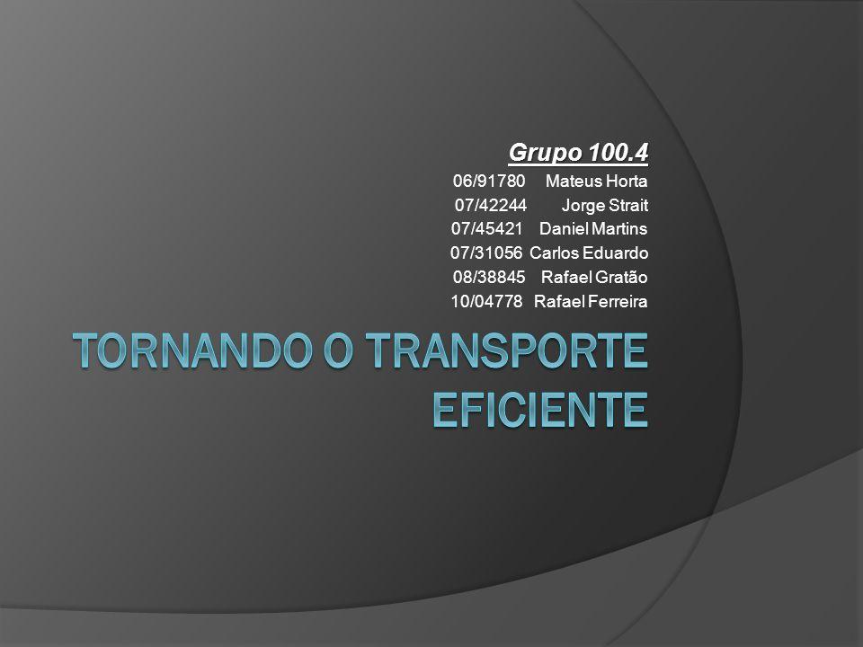 Grupo 100.4 06/91780 Mateus Horta 07/42244 Jorge Strait 07/45421 Daniel Martins 07/31056 Carlos Eduardo 08/38845 Rafael Gratão 10/04778 Rafael Ferreir