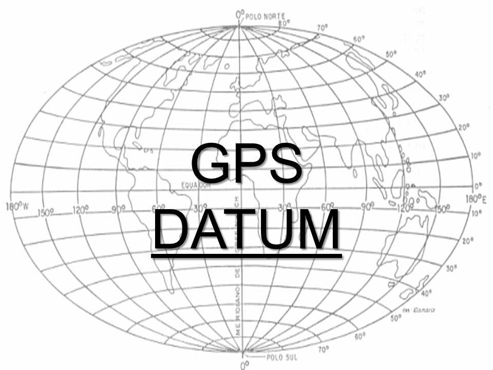 GPSDATUM