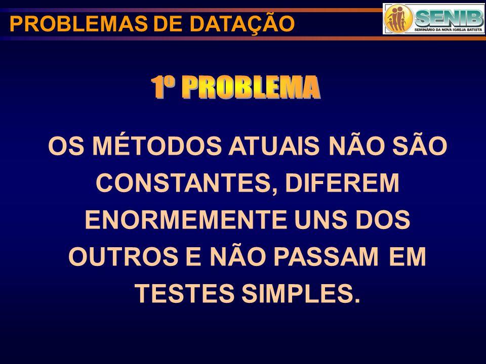 PRECISÃO DOS TESTES RADIOMÉTRICOS AMOSTRAS DE ROCHAS LUNARES TRAZIDAS PELA APOLO 11 FORAM DATADAS...