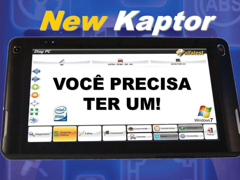 New Kaptor VOCÊ PRECISA TER UM!