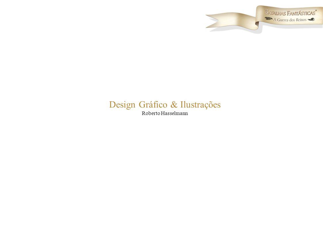 Design Gráfico & Ilustrações Roberto Hasselmann