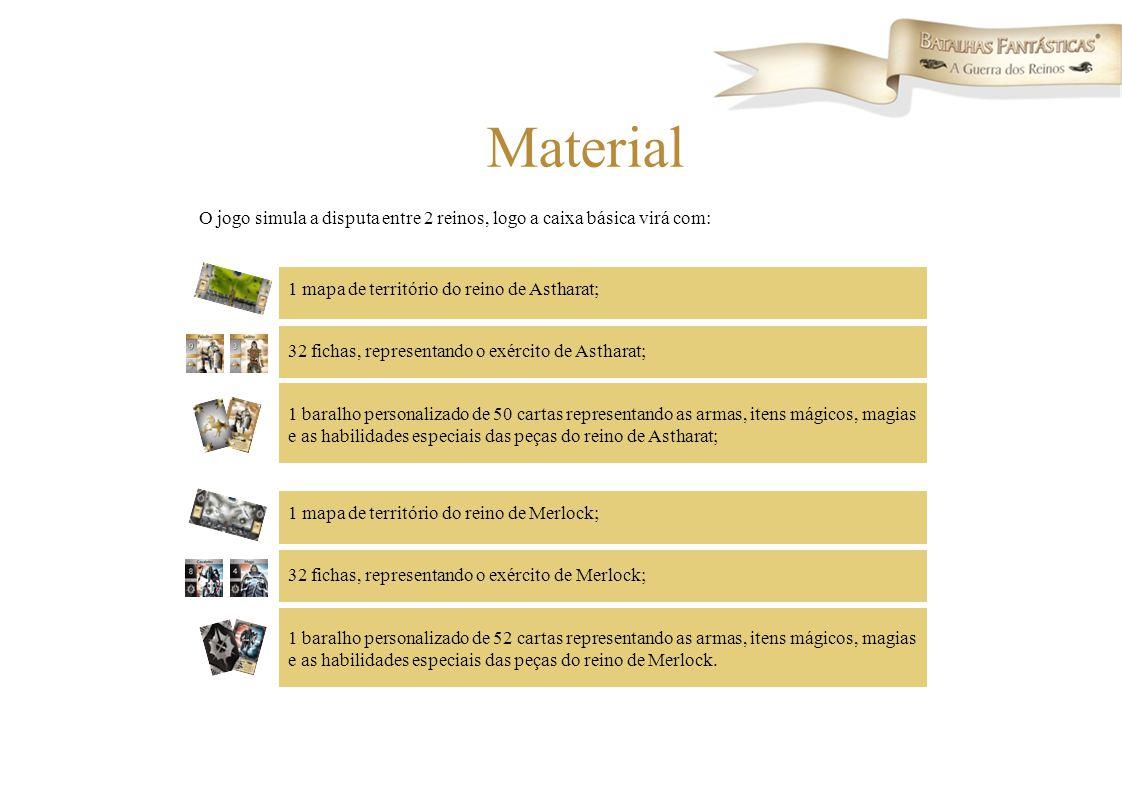 Merchandising Várias possibilidades de produtos derivados.