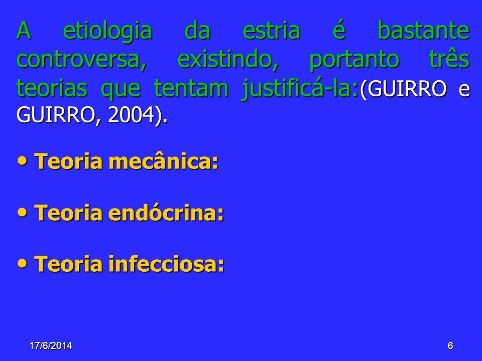 17/6/201437 TRATAMENTO DRENAGEM LINFÁTICA: DRENAGEM LINFÁTICA: –É uma massagem leve e estimuladora dos vasos linfáticos, provocando a desintoxicação.