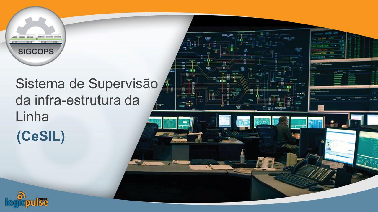 (CeSIL) Sistema de Supervisão da infra-estrutura da Linha