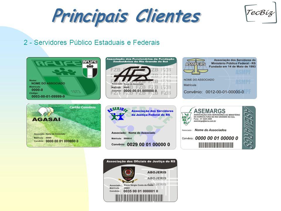 2 - Servidores Público Estaduais e Federais