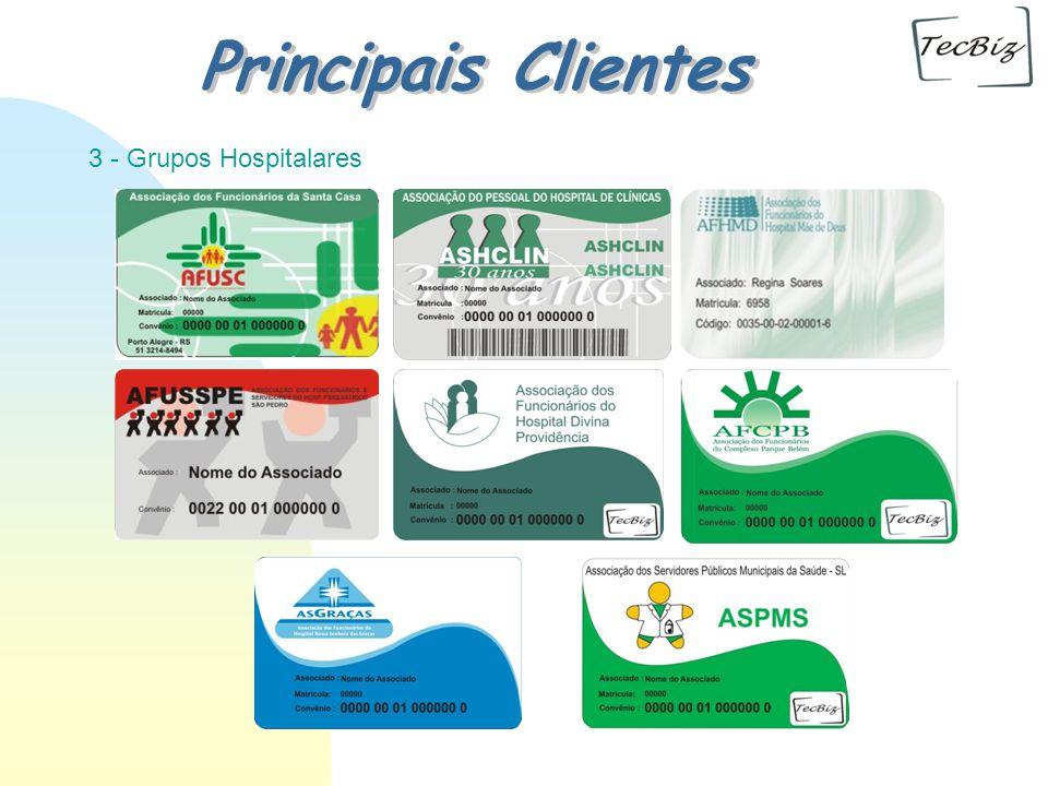 3 - Grupos Hospitalares