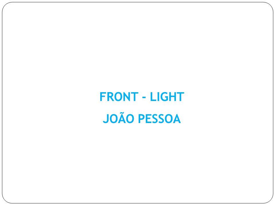 FRONT - LIGHT JOÃO PESSOA