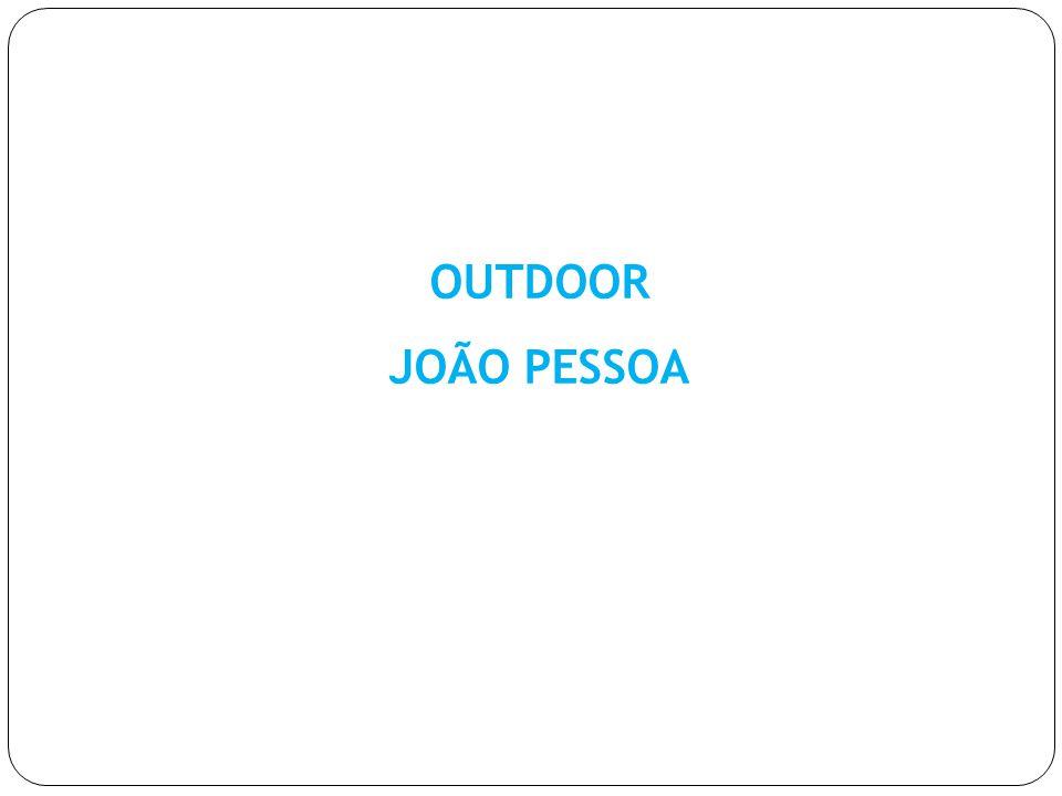 OUTDOOR JOÃO PESSOA