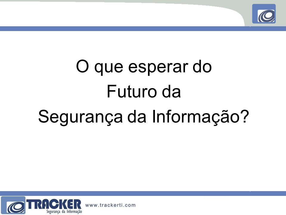 O que esperar do Futuro da Segurança da Informação?