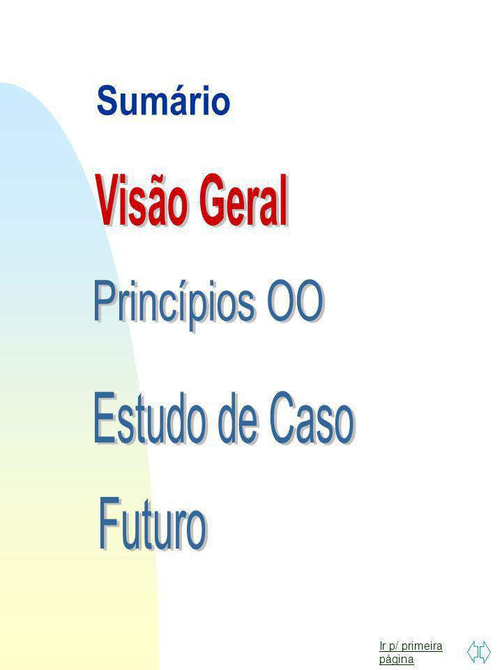 Ir p/ primeira página Antonio Francisco do Prado prado@dc.ufscar.br Engenharia de Software