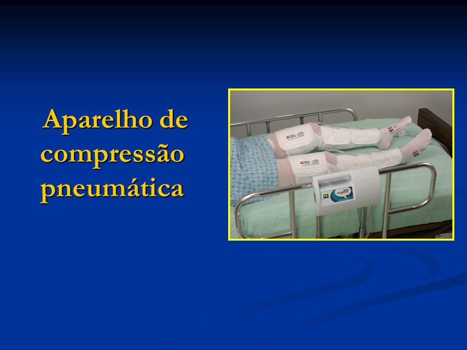 Aparelho de compressão pneumática Aparelho de compressão pneumática
