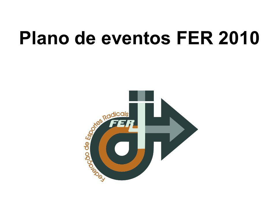 Plano de eventos FER 2010