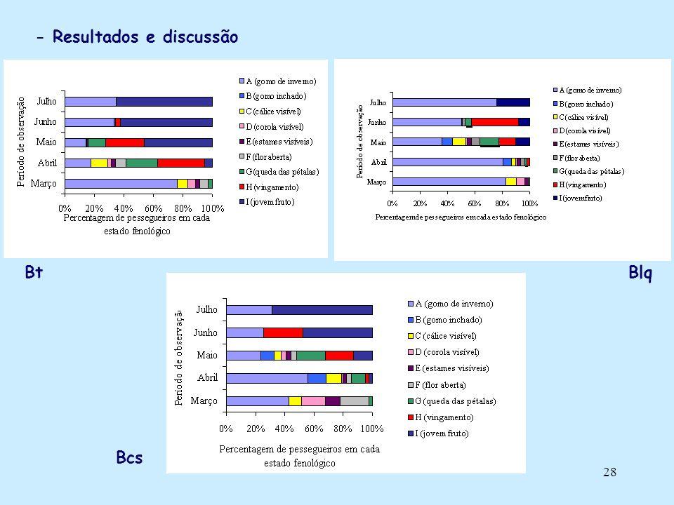 28 - Resultados e discussão BtBlq Bcs
