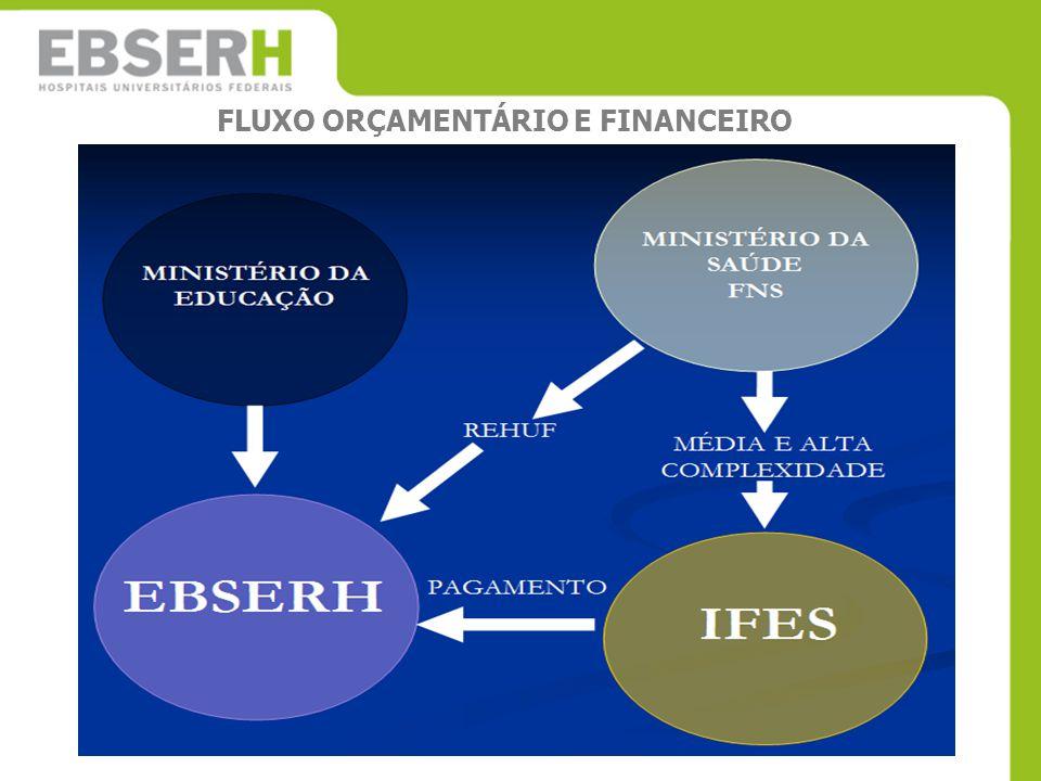 FLUXO ORÇAMENTÁRIO E FINANCEIRO