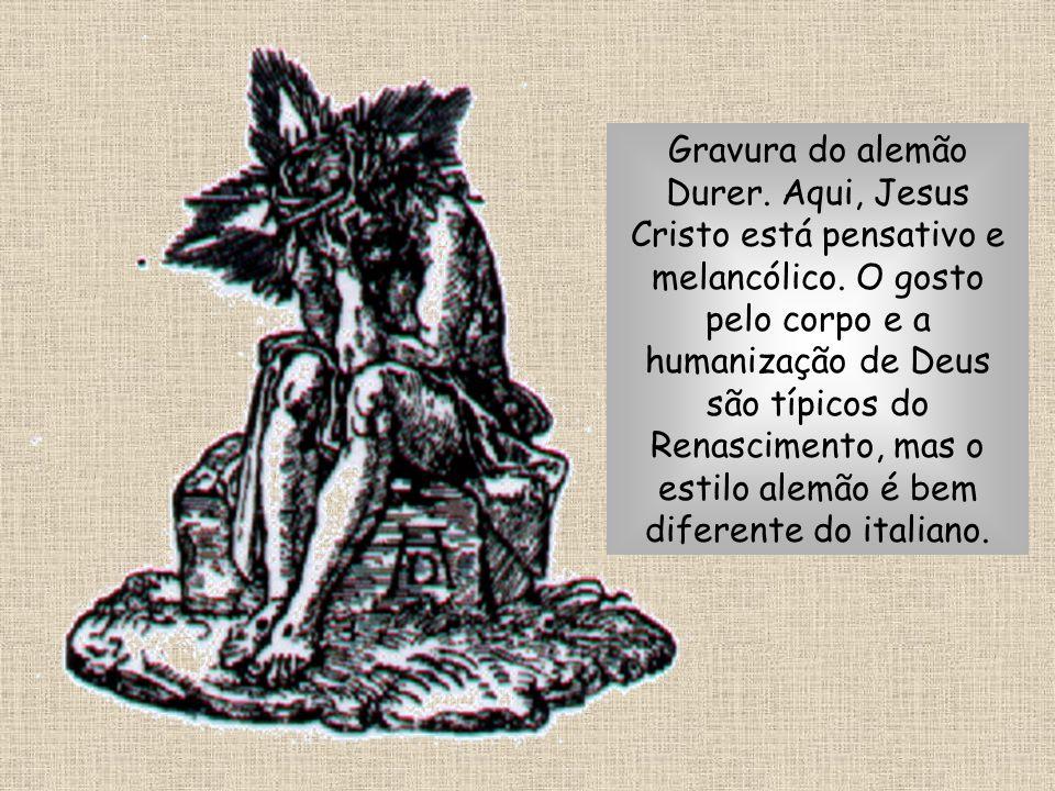 CARACTERÍSTICAS: Humanismo: forma mais terrena, concreta, de pensar a ciência, a moral, a religião etc. Antropocentrismo: o homem passa a ser visto co