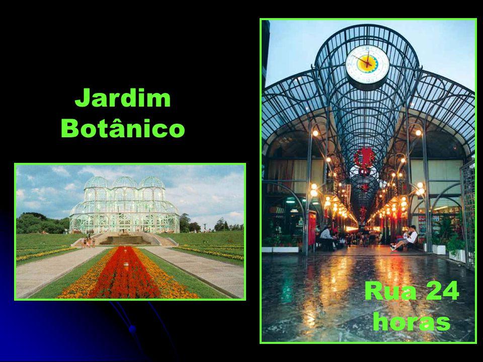 Rua 24 horas Jardim Botânico