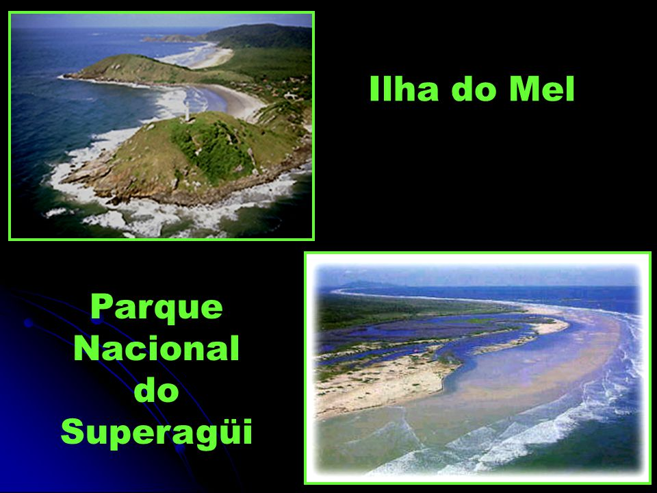 Parque Nacional do Superagüi Ilha do Mel