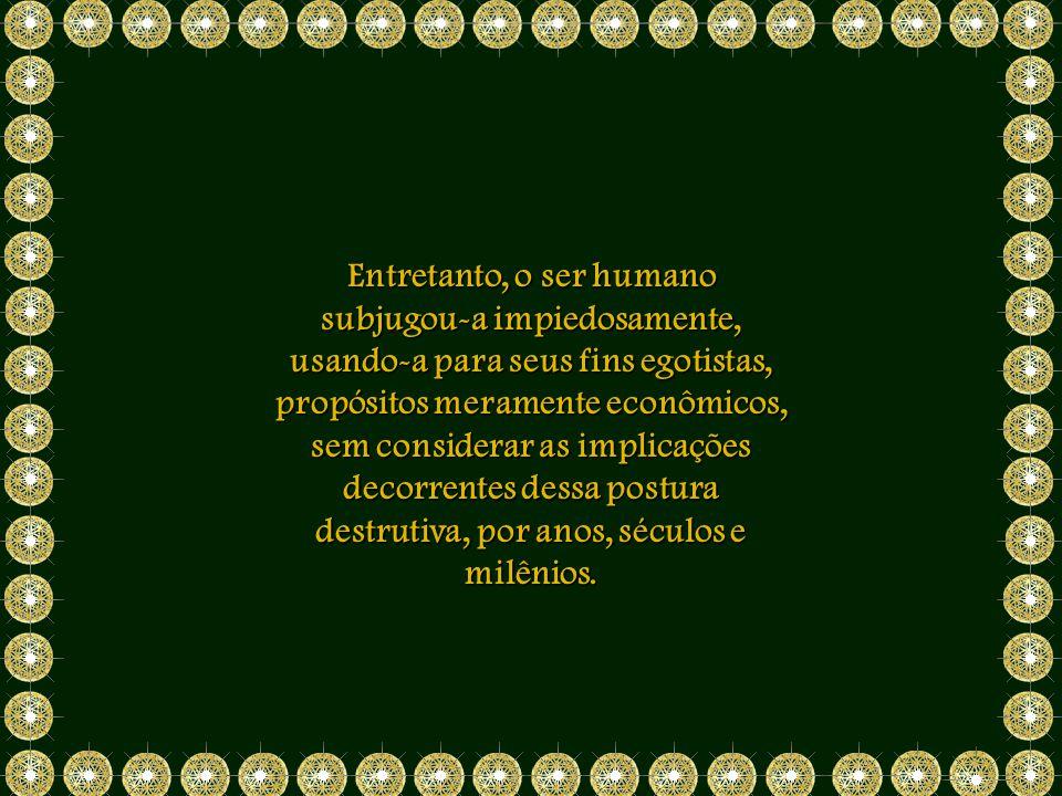 O que importa é que esse cidadão cósmico se identifique com uma nova mentalidade, que priorize a preservação dos recursos naturais e a unicidade com a vida ecossistêmica, cultivando valores nobres e espiritualizados alinhados e em consonância com suas atitudes.
