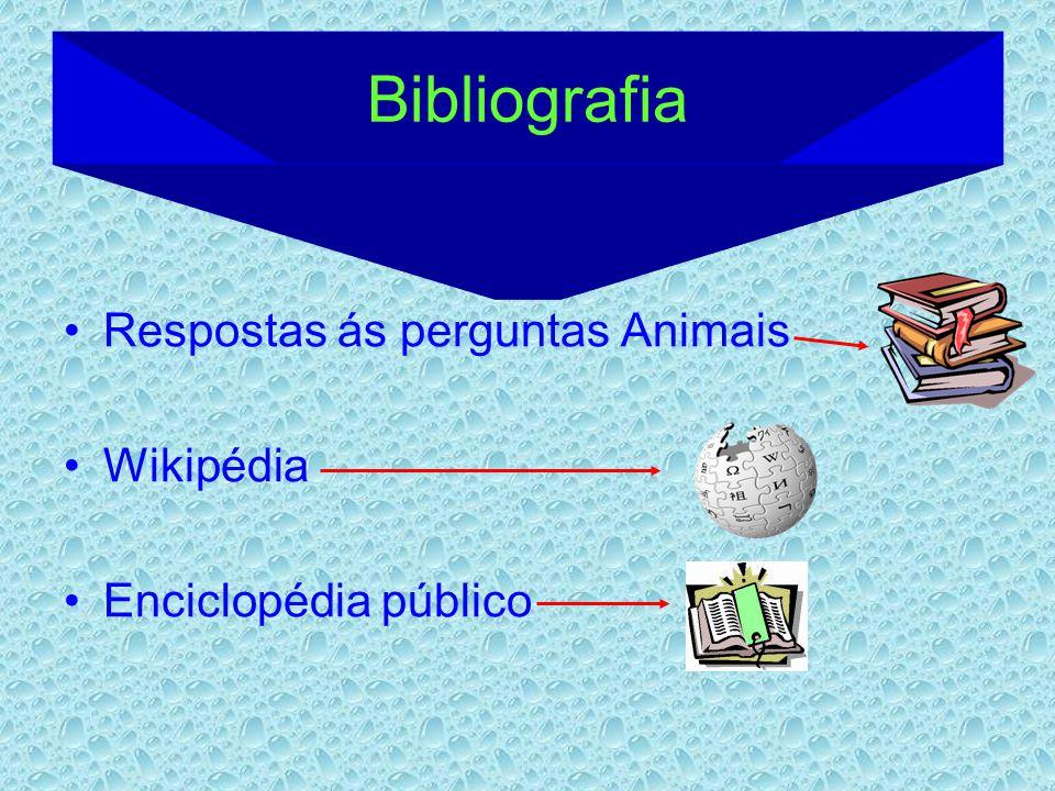 Bibliografia Respostas ás perguntas Animais Wikipédia Enciclopédia público