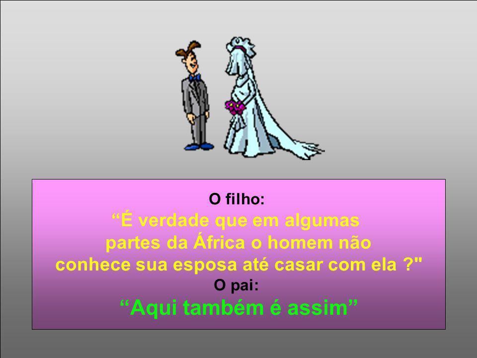 Qual a semelhança entre a Avenida Paulista e o Casamento.