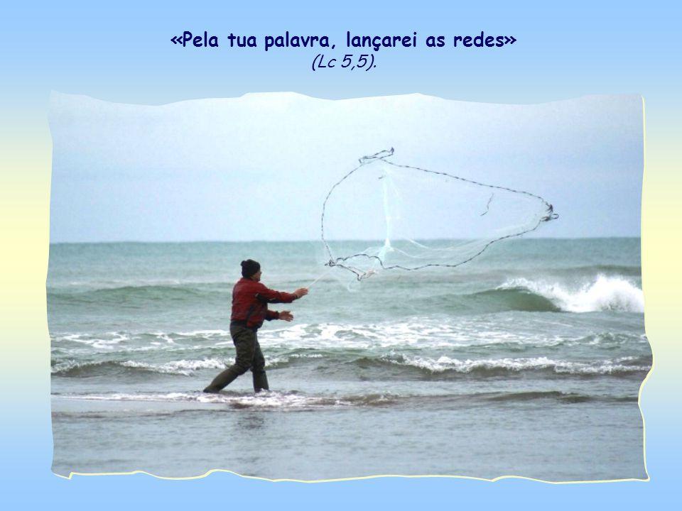 Esta é a narração da pesca milagrosa, que simboliza a futura missão dos apóstolos. A atitude de Pedro é um modelo não só para os outros apóstolos e pa