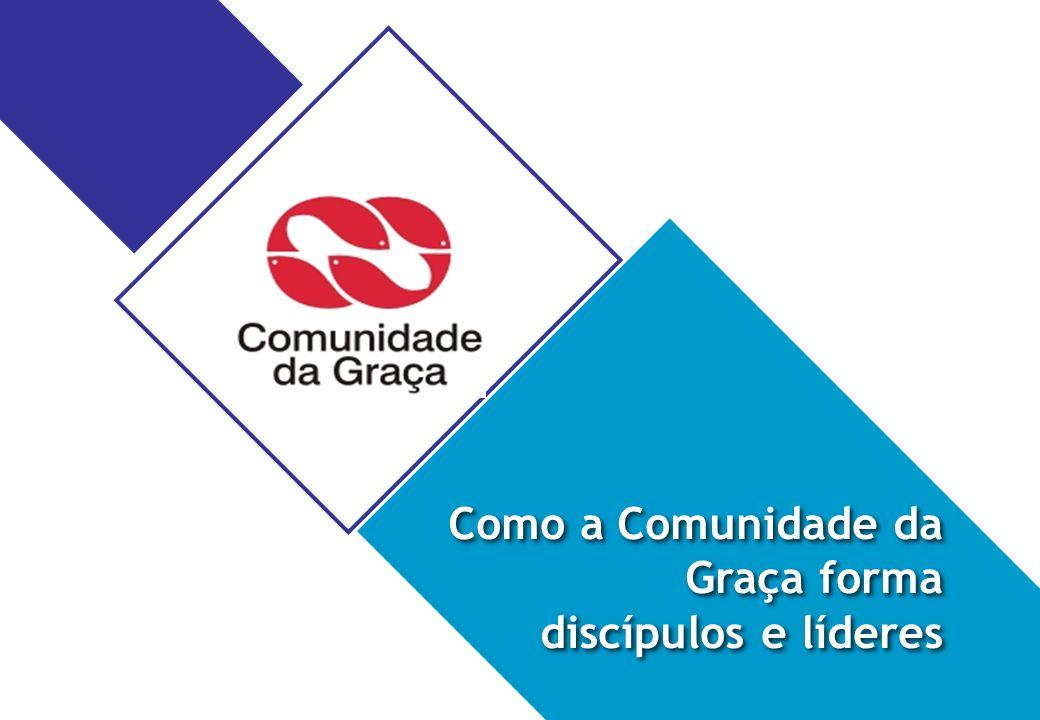 Como a Comunidade da Graça forma discípulos e líderes