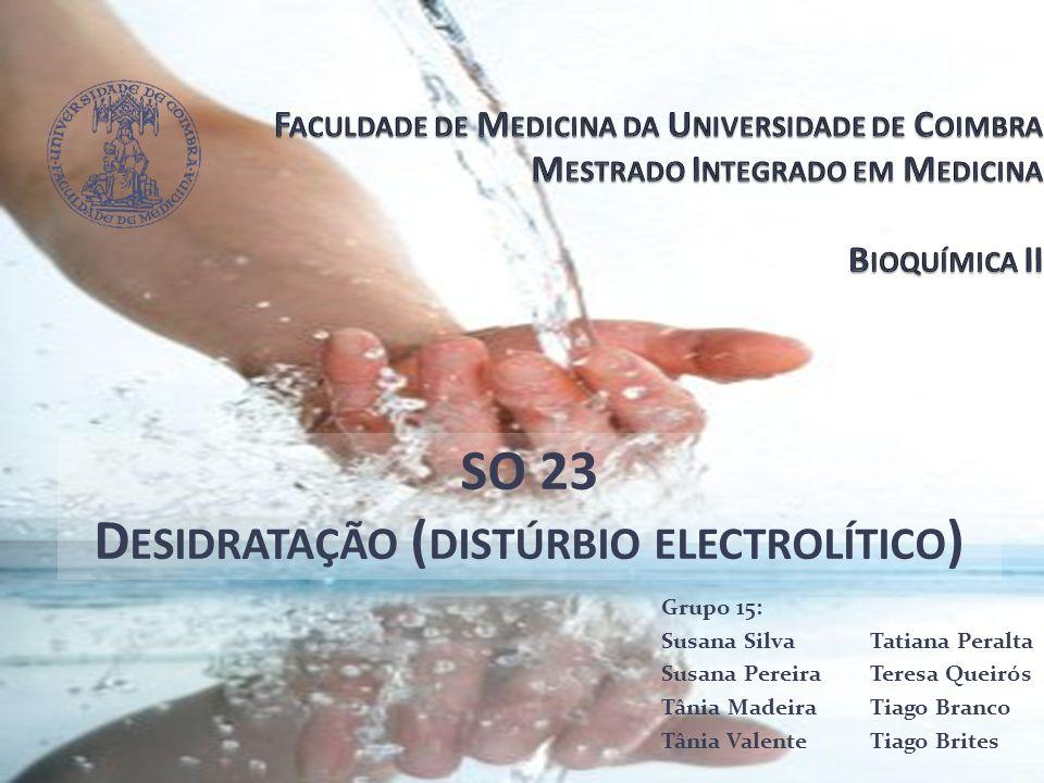 Acidose metabólica Causas: acidose láctica cetoacidose diarreia (perda de bicarbonato) Diminui Compensação Respiratória Hiperventilação