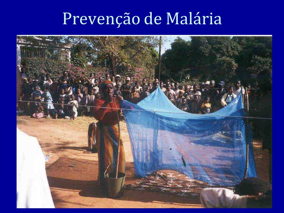 Prevenção de Malária