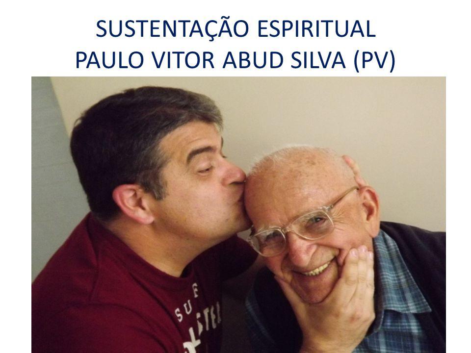 SUSTENTAÇÃO ESPIRITUAL PAULO VITOR ABUD SILVA (PV)