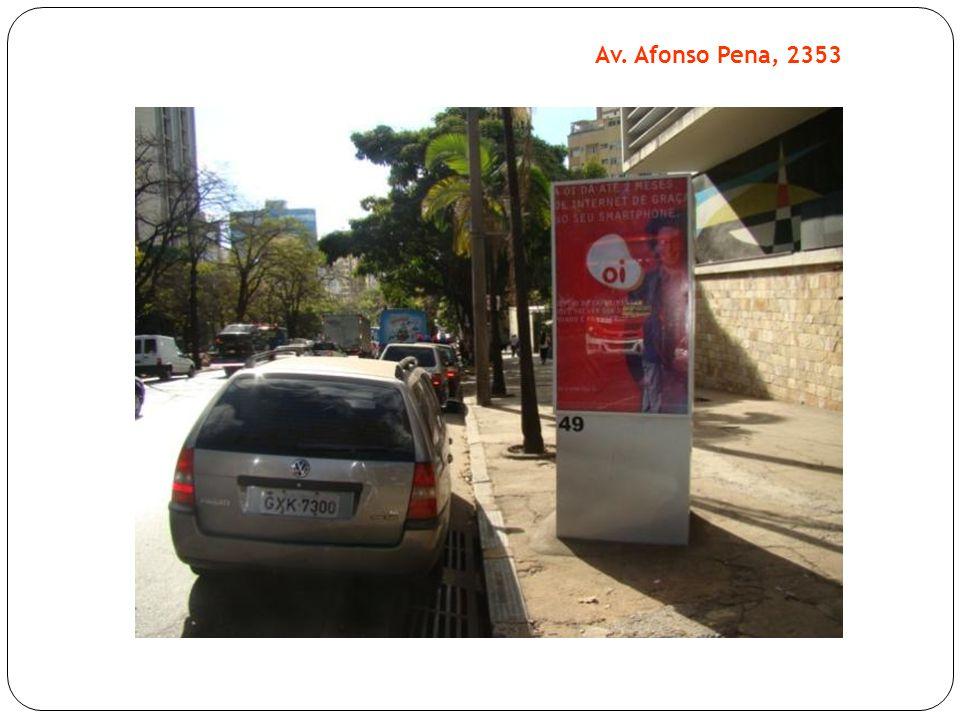 Av. Afonso Pena, 2353